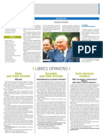 Le Journal de Saint-Germain-En-Laye Carnet Edgar Scherer