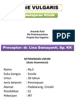 Akne Vulgaris XL-C Dr.lina