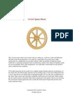 14 in Spoke Wheel