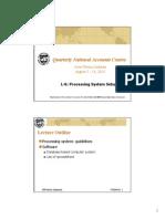 L06 - Processing System Setup (ENG)