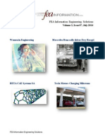 FEA Information Engineering Solutions July 2014