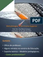 Metodologias Do Ensino Superior