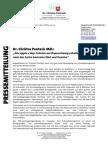 Pressemitteilung | Schulen aus Braunschweig erhalten kostenlos Obst und Gemüse