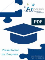 Present Ac i on at Person