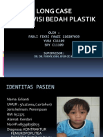 Long Case Plastik