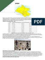 La Pobreza en Lambayeque