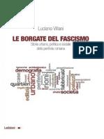 Le Borgate Del Fascismo (Luciano Villani)