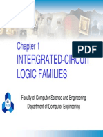 Chapter1_Integrated-Circuit Logic Famaily
