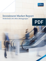 Colliers Investments Report (2014 H1)