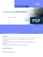 Undertanding SNP Optimizer.2.0