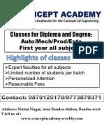 Brochure Bandra
