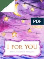 I for You - Orizuka