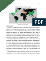 Regiones y Subregiones Vinícolas Del Viejo y Nuevo Mundo