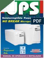 Manual l DESC Do Nobreak UPS Professional e Soho (Antigos)