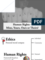 J1 Lecture - Human Rights Lecture