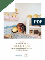 Carta Gastronomica Do Alentejo
