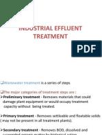 BMS Effluent Treatment