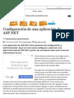 Configuración de una aplicación de ASP.pdf