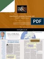 Global feed markets - November | December 2009