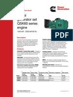 s-1627 DG set Brochure