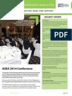 Asea Newsletter 2014