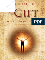 The Gift - The 7 Laws of Success by Kainth Amit