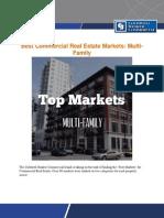 Best Commercial Real Estate Market-Multi-Family