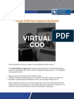 Virtual COO Can Improve Business