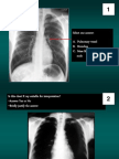Pretest Chest X-ray Course