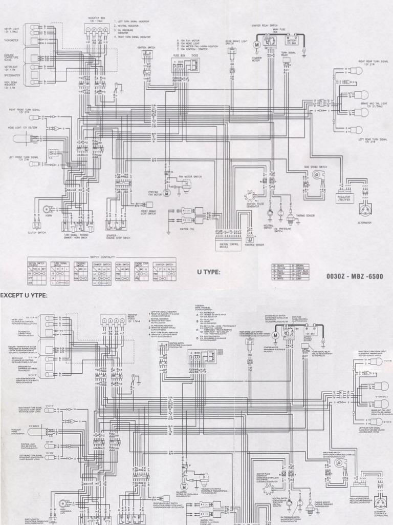 on honda 919 wiring diagram