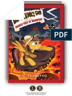 Daring Do and the Marked Thief of Marapore (Excerpt)