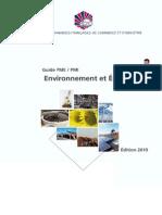 Guide Environnement Et Energie