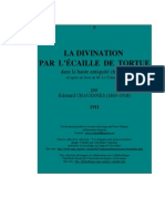 Chavannes - La Divination Par l'Écaille de Tortue