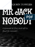 Mr Jack Nobody by Trevor John Towers