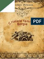 207071240 MICHEL ZEVACO Crimele Familiei Borgia