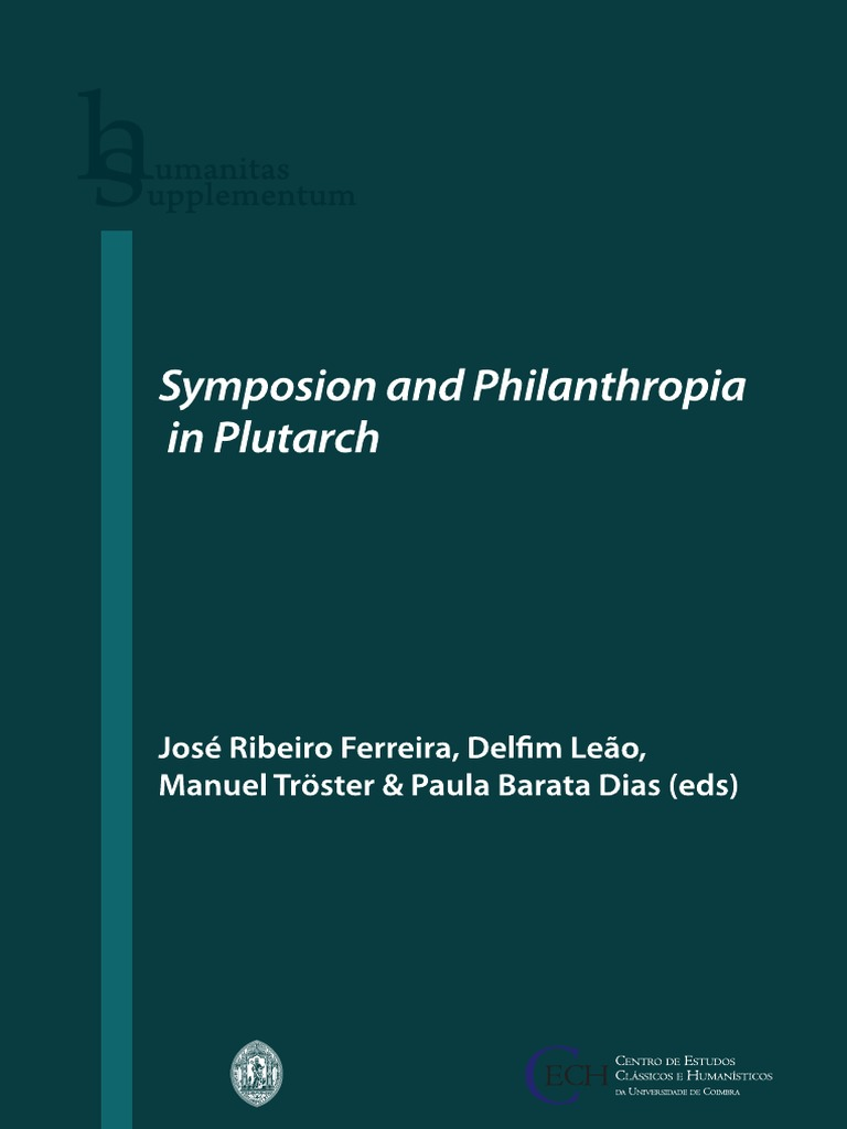 Symposion and Philanthropia in Plutarch