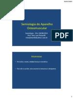 Semiologia Do Aparelho Osteomuscular - 2014