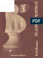Raymond Keene - Flank Openings - BCM