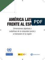 AMERICA LATINA FRENTE AL ESPEJO- Dimensiones Objetivas y Subjewtivas de Inequidad Social-CEPAL-2010_p 160