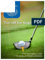Make-A-Wish Charity Golf Tournament 2014