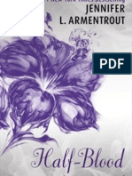 HALF-BLOOD (extract) by Jennifer L. Armentrout