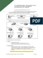 Actividad 14.4 Configuración Router-linux