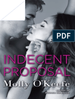 Indecent Proposal by Molly O'Keefe - excerpt
