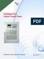 GST200 Intelligent Fire Alarm Control Panel Issue 4.06