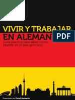 Vivir y Trabajar en Alemania - Indice
