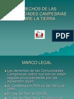 Derecho a La Tierra de Las Comunidades[1]