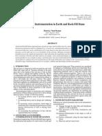 Instrumentation in E&D
