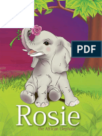 Rosie The African Elephant by Janet Kaschula