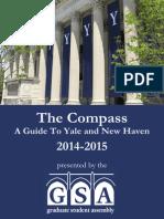 Yale GSA Compass 2014-2015