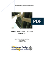 Structures Manual